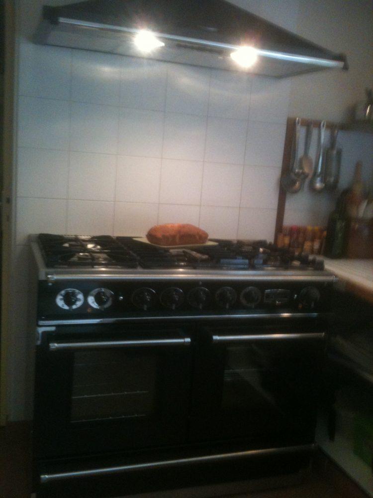 Nouvelle cuisinière
